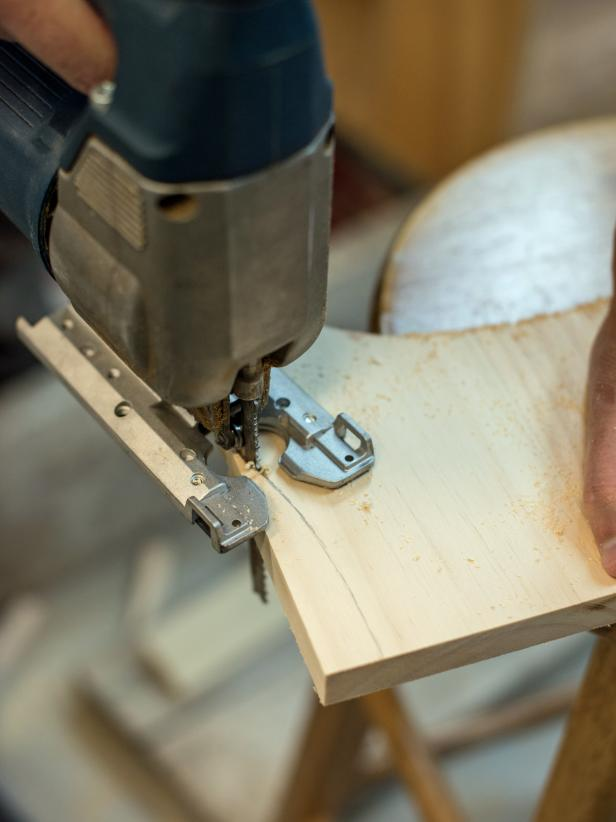 Cut Leg Shape