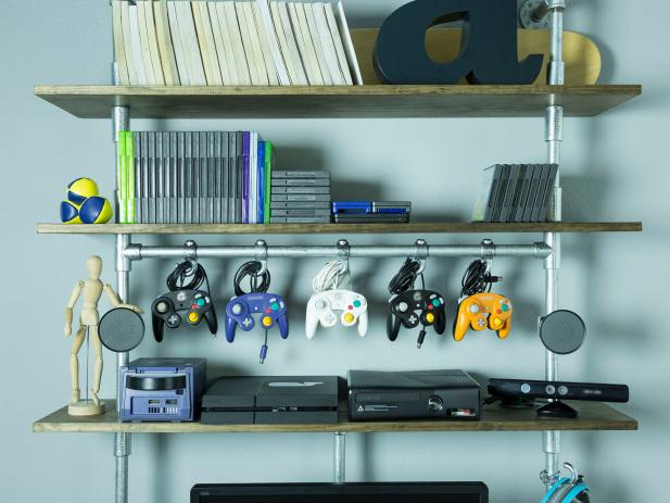 Build a Video Game Station
