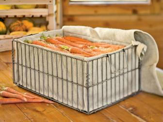 Root Vegetable Storage