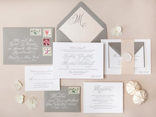 Budget Wedding Tip: Printing Styles Can Affect Invitation Cost