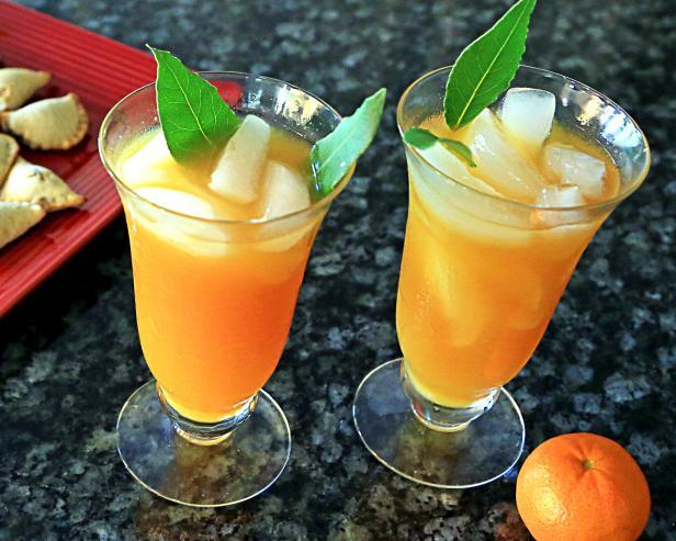 Clementine Cocktails