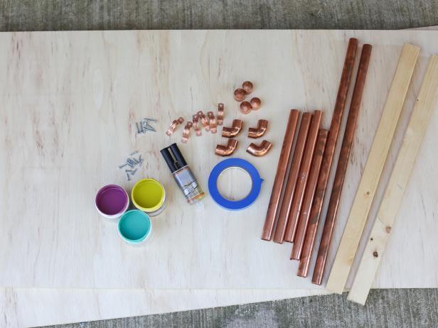 Materials for Cornhole Boards