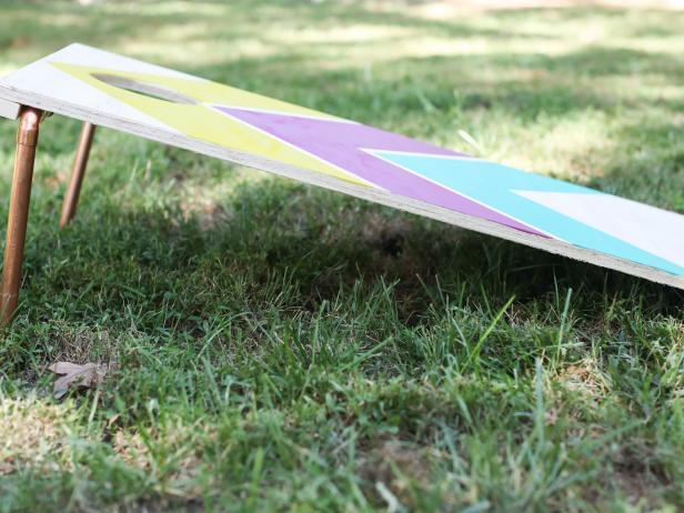 Designer Cornhole Boards