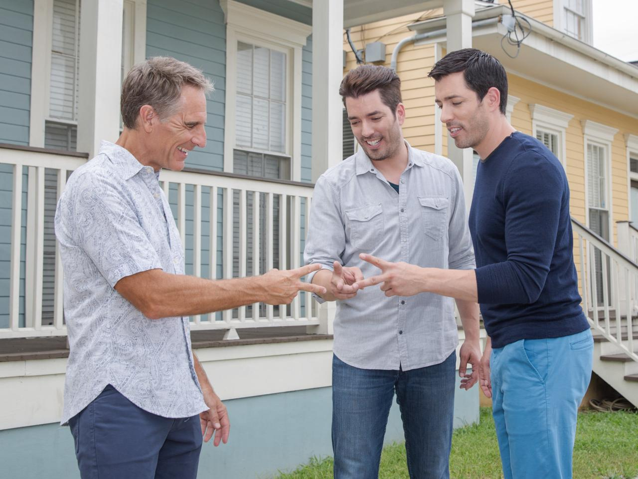 two to one new orleans homes lifestyles february 2009 new jonathan and drew scott take on a new orleans design challenge new orleans home design