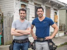 Here's a taste of what you'll see on HGTV's Brothers Take New Orleans, premiering tonight at 9|8c.