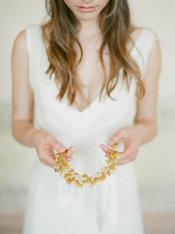 Wedding Trend: Bridal Crowns