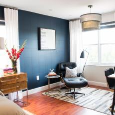 midcentury modern bedroom photos | hgtv
