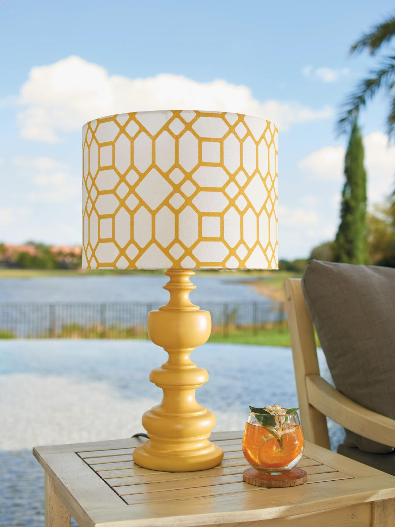 8 Budget-Friendly DIYs for Your Deck or Patio | HGTV\u0027s Decorating ...