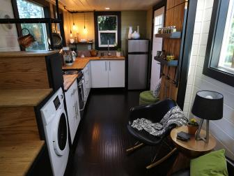 Modern Zen Tiny Home From HGTV's Tiny Luxury