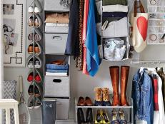 Hanging Closet Storage Systems