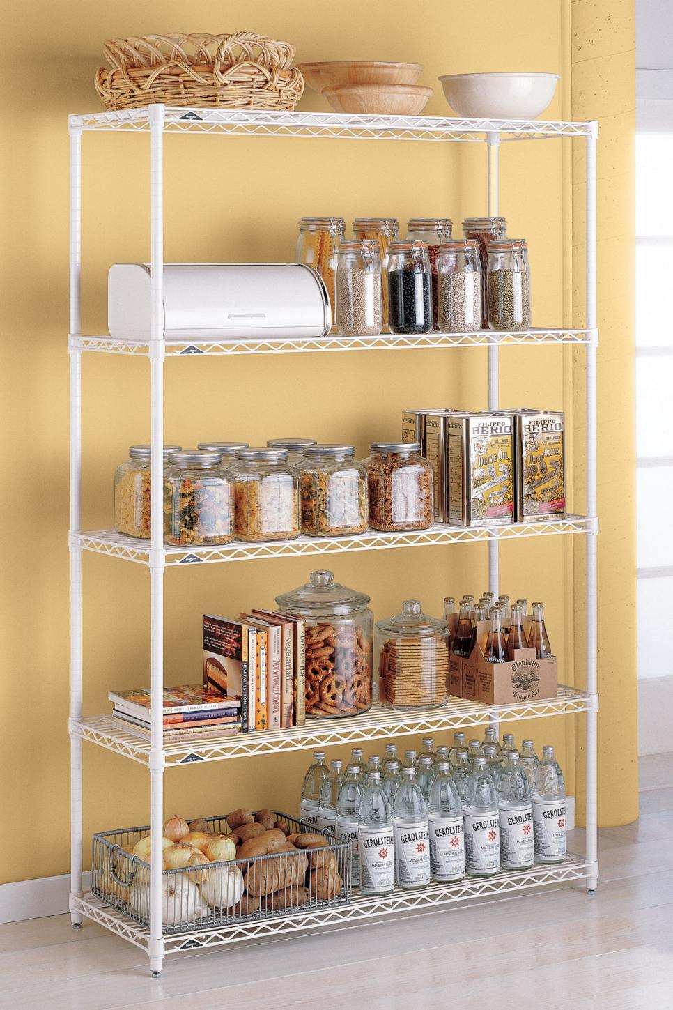 ci the container store pantry storage industrial
