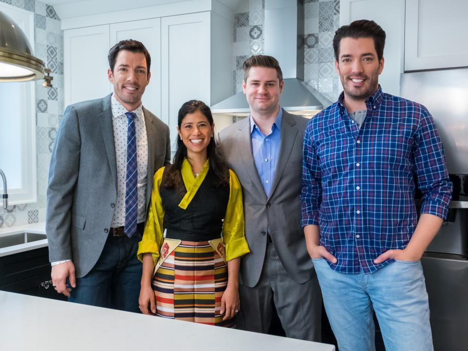 Modern makeover from hgtv 39 s property brothers property Who are the property brothers