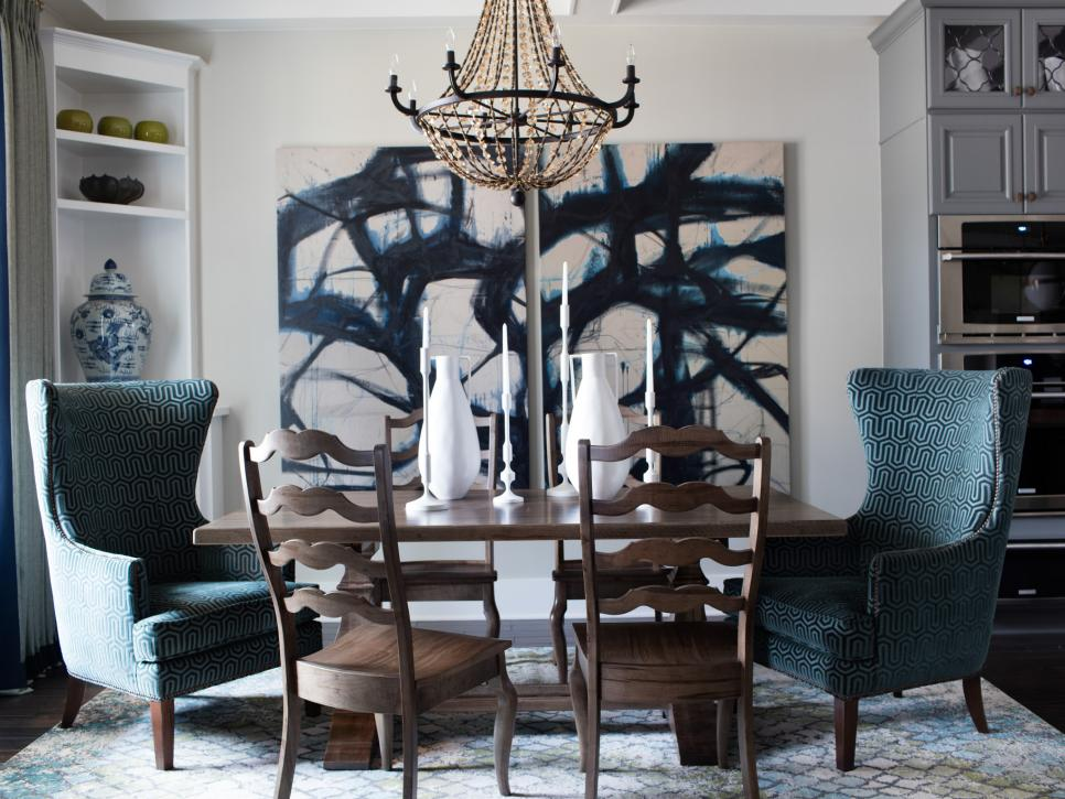 Pictures Of The HGTV Smart Home 2016 Dining Room