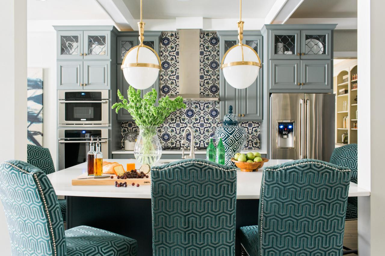 Design Details Of The HGTV Smart Home 2016 Kitchen HGTV 39 S Decorating A