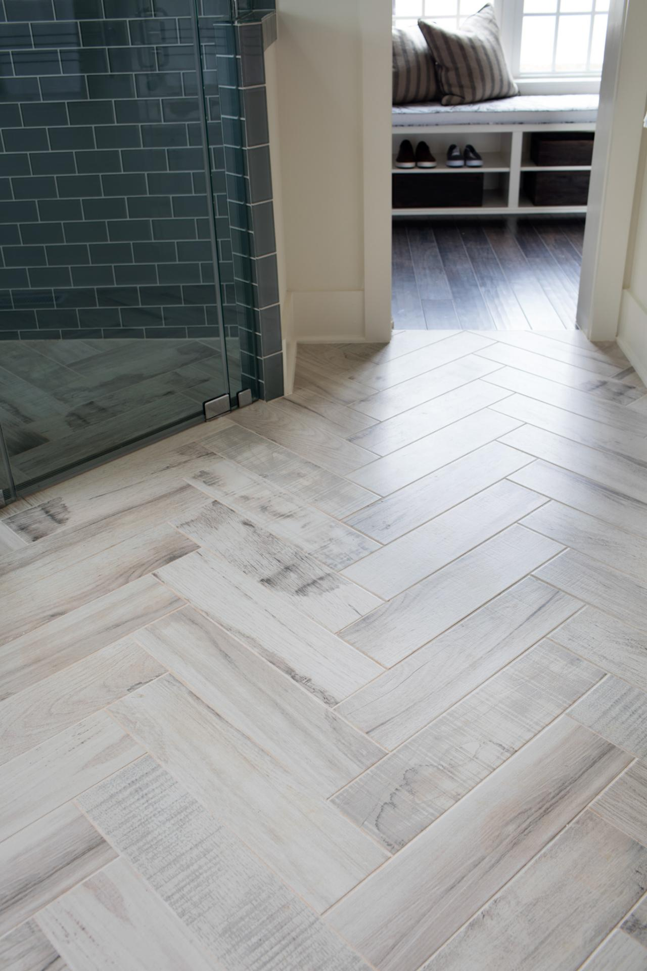Tiffany brooks hgtv for Master bathroom flooring