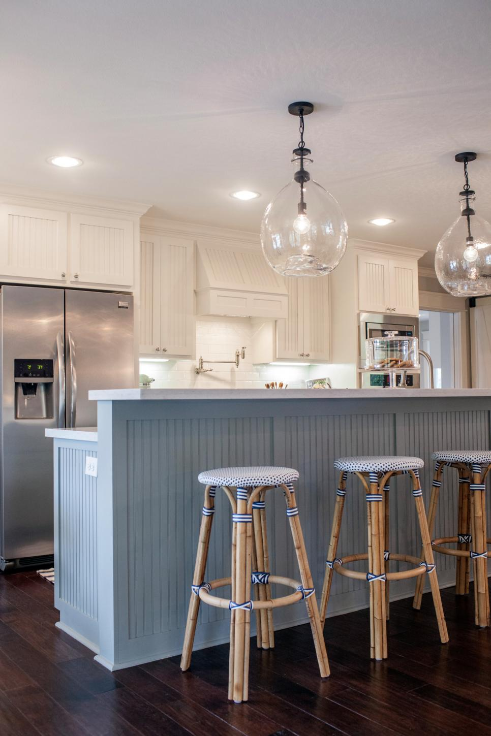 Ranch House Kitchen Fixer Upper A Coastal Makeover For A 1971 Ranch House Hgtvs