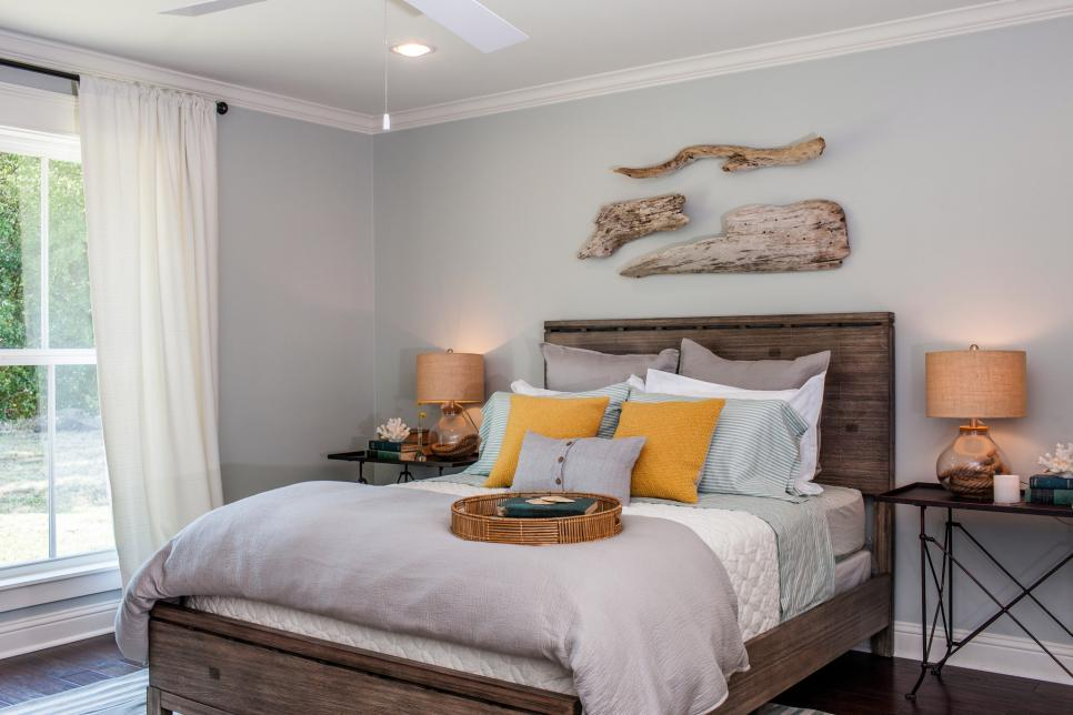 Fixer upper a coastal makeover for a 1971 ranch house for Bedroom designs by joanna gaines