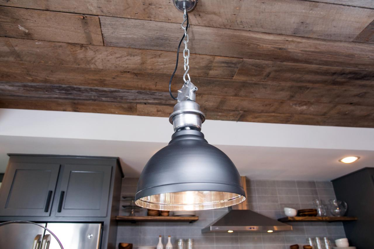 Fixer upper kitchen pendants - Kitchen Detail
