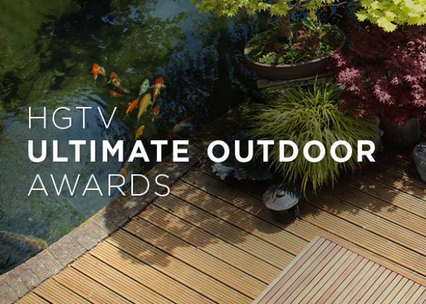 HGTV Ultimate Outdoor Awards