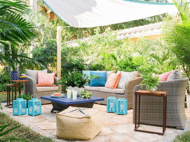 15 Ways to Bring Indoor Comfort Outdoors