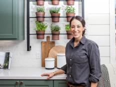 Let Joanna help you channel your inner gardener.