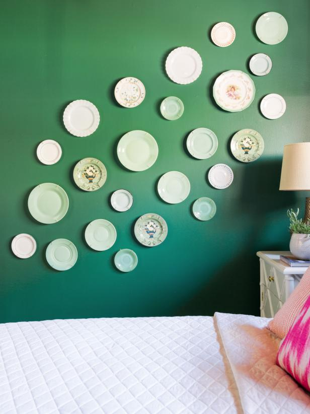 Create the Ultimate Plate Wall