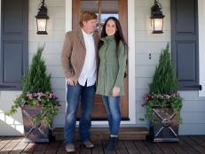 With every new episode, Chip and Joanna tackle bigger (and more impressive) projects. In the season three finale, see how they transformed this falling-into-the-ground carriage house.