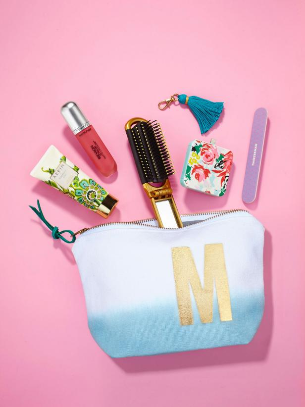 Mother's Day DIY Makeup Bag Gift