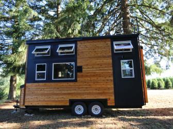 Tiny House Big Living DIY - Dakota tiny house on wheels