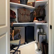 Luggage Closet
