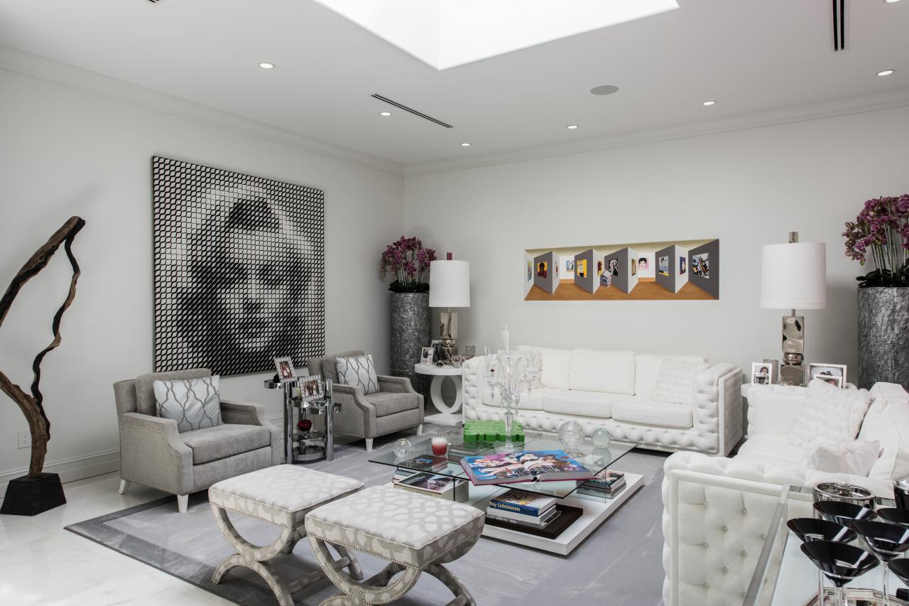 Art Deco Living Room Photos HGTV