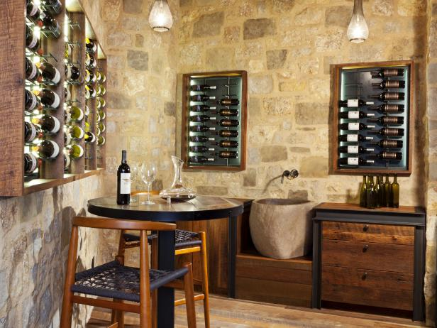 Wine Cellar Decorating And Design Ideas With Pictures Hgtv