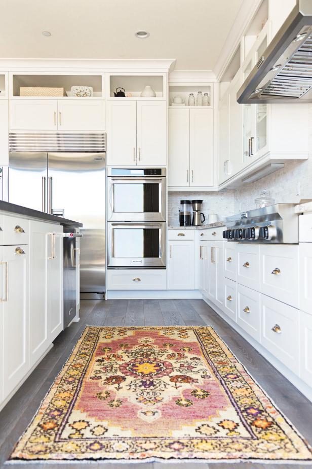 Gorgeous Kitchen in White