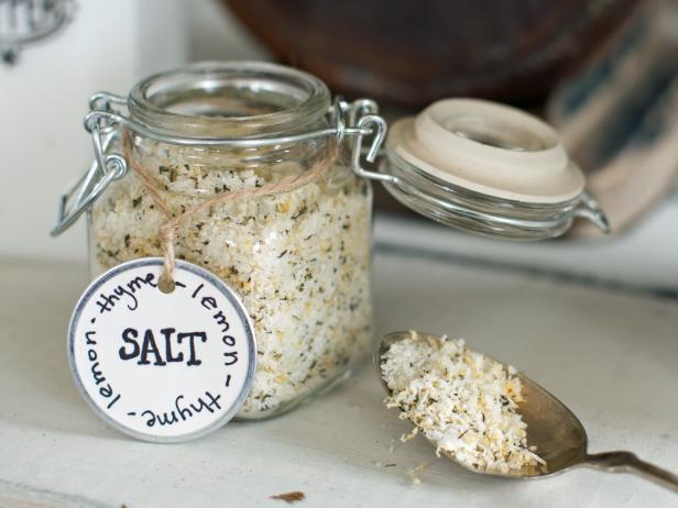 Lemon Thyme Salt