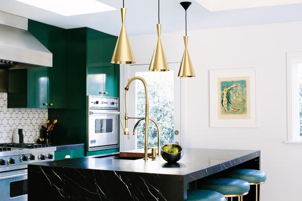 13 Ways To Decorate With Forest Green Hgtv