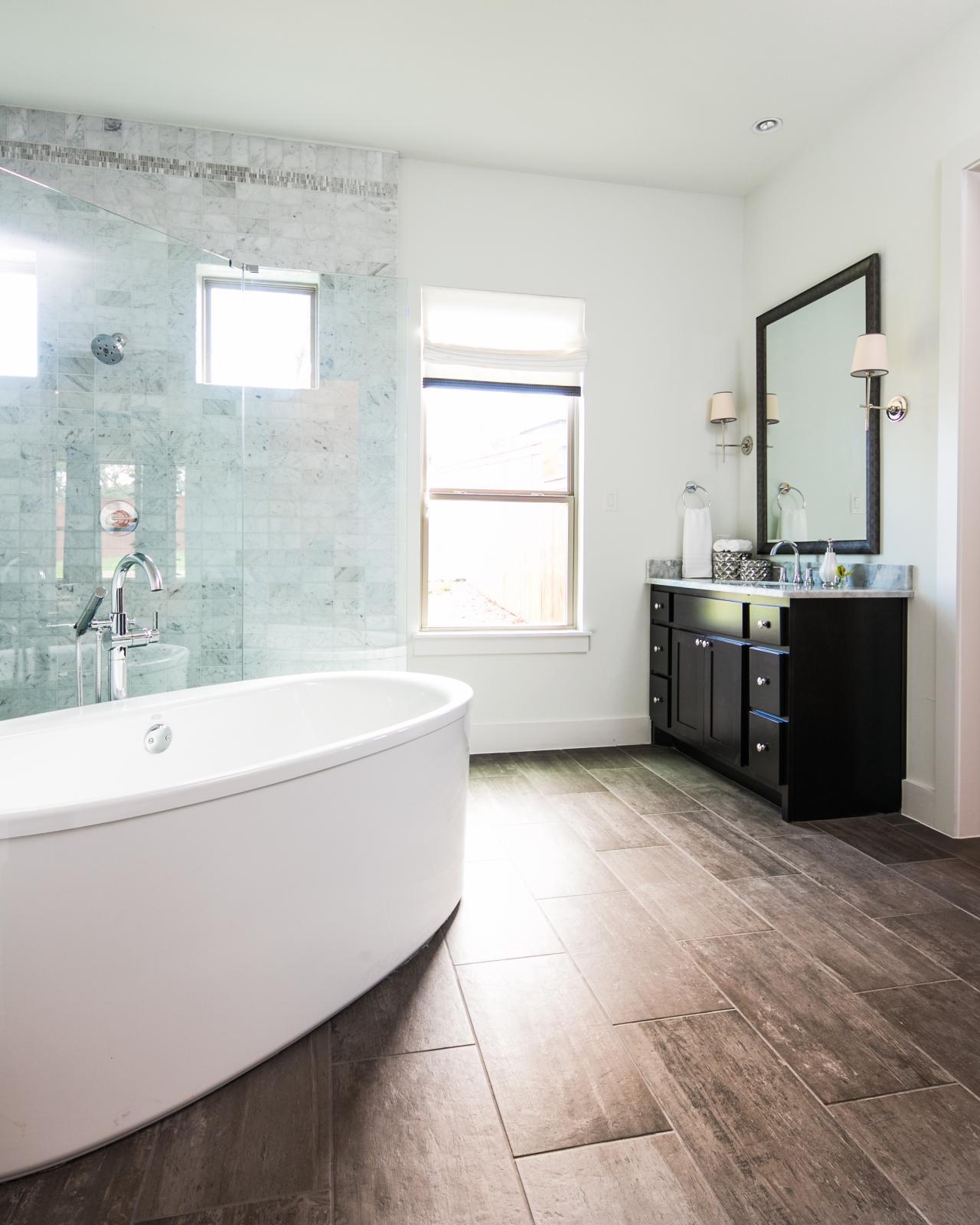 Spa Bathroom Photos Hgtv