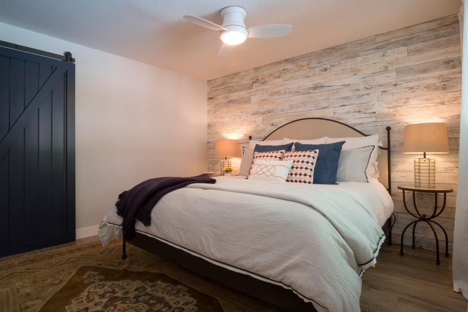 Turn Your Bedroom Into A Serene Getaway Hgtv