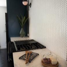 Custom Tile Kitchen Backsplash