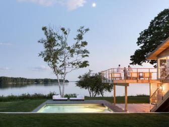 Pool & Deck by the Waterside