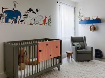 Mod Boy's Nursery
