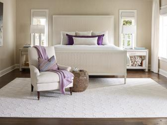Bedroom Featuring Your World by Shaw Floors