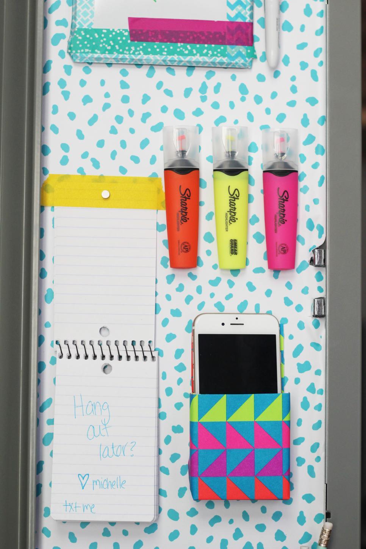 locker decorating ideas - photo #20