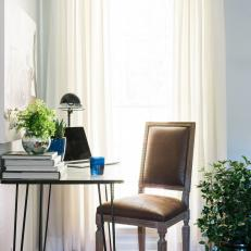 Window Treatments Add Privacy to a Space