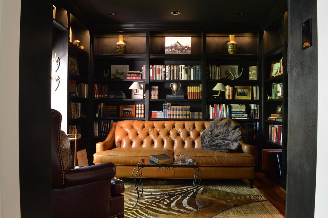11 Beautiful Home Libraries Book Lovers Will Adore Hgtv