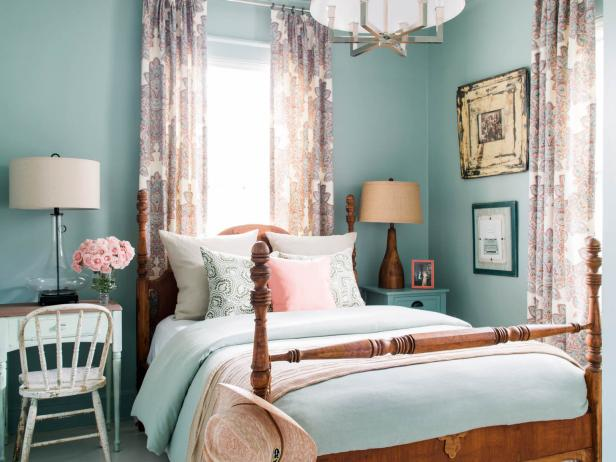 country bedroom paint colors green country bedroom photos hgtv 15032 | Original BPF Paint Colors By Room Quietude Sherwin Williams Bedroom.jpg.rend.hgtvcom.616.462