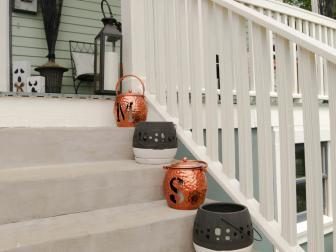 Monogram Lanterns