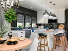 Kitchen Pictures From HGTV Urban Oasis 2016 27 Photos