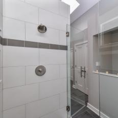 Bathroom Subway Tile Accent photos | hgtv