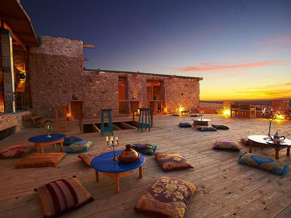House hunters off the grid 20 homes we love way off the for Airbnb marrakech