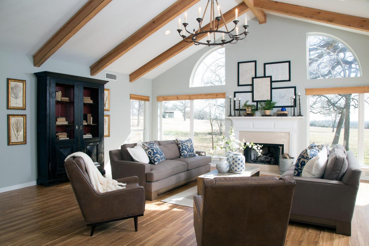 Photos joanna gaines hgtv - Living room photos ...